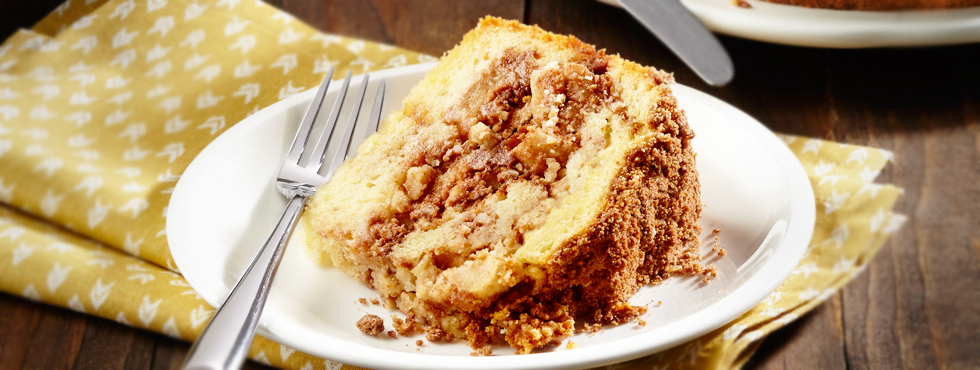 Apple Cinnamon Swirl Cake | Recipes