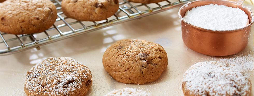 Chocolate Chip Swirl Cookies   Recipes