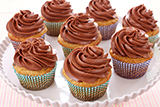 Banana Chocolate Chip Cupcakes