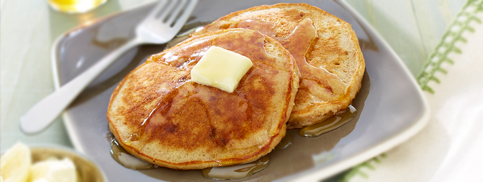 Cinnamon Swirl Pancakes | Recipes