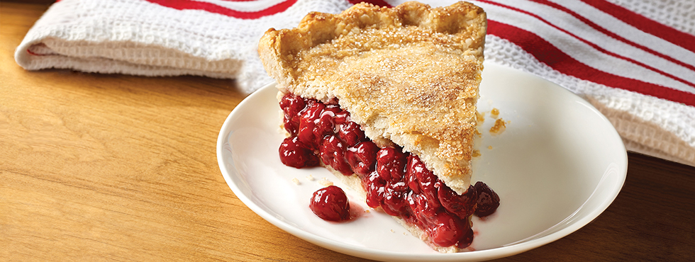 Easy as Pie Cherry Pie   Recipes