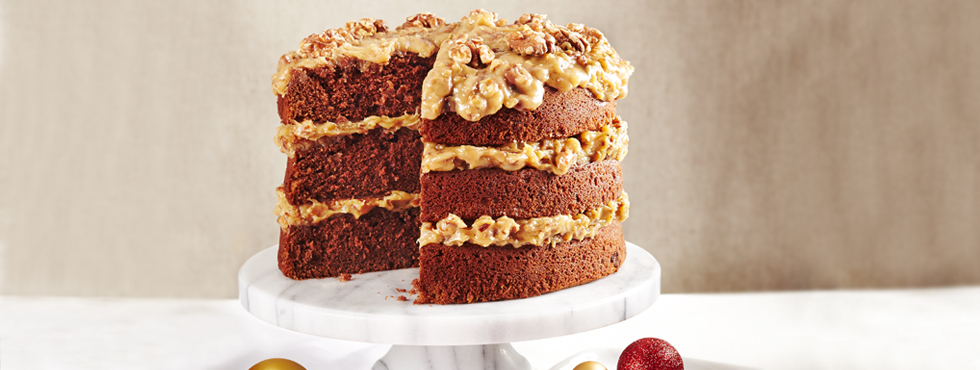 German Chocolate Cake | Recipes
