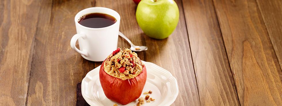 Stuffed Apple Crisp<br />  | Recipes