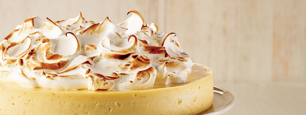 Easy Lemon Meringue Cheesecake<br />  | Recipes