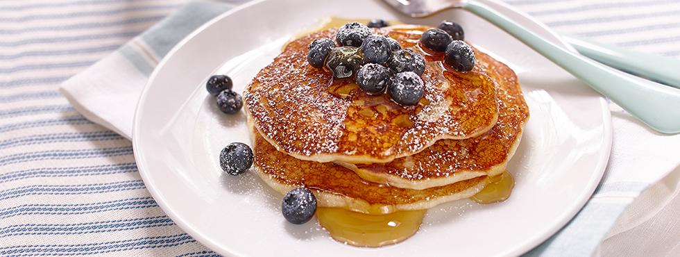 Gluten Free* Banana Pancakes<br /> | Recipes