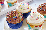 Vanilla Buttercream Dream Cupcakes