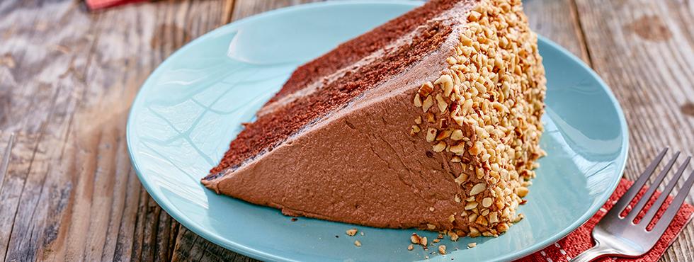 Double Chocolate Dream Cake   Recipes