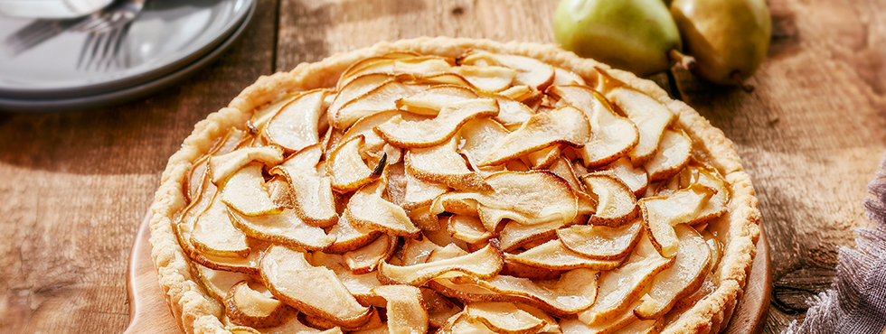Late Summer Tart | Recipes