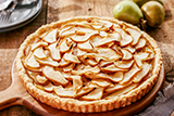 Simple & Easy Pear Tart