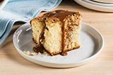 Churro Poke Cake