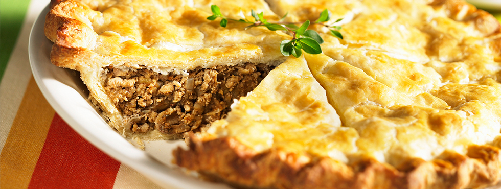 Tourtiere | Recipes