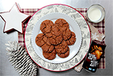 Ginger Sugar Snap Cookies