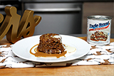 Sticky Toffee Pudding with Salted Caramel