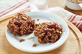 No-Bake Peanut Butter Oat Cookies