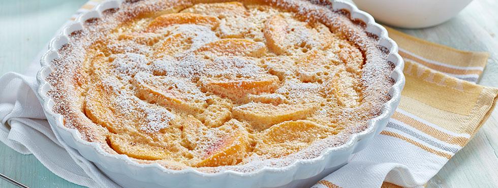 Peach Clafouti | Recipes
