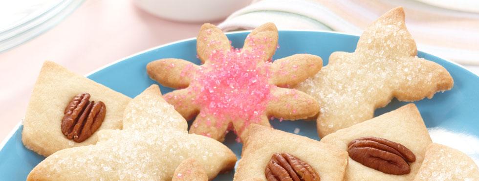 Shortbread Cookies | Recipes