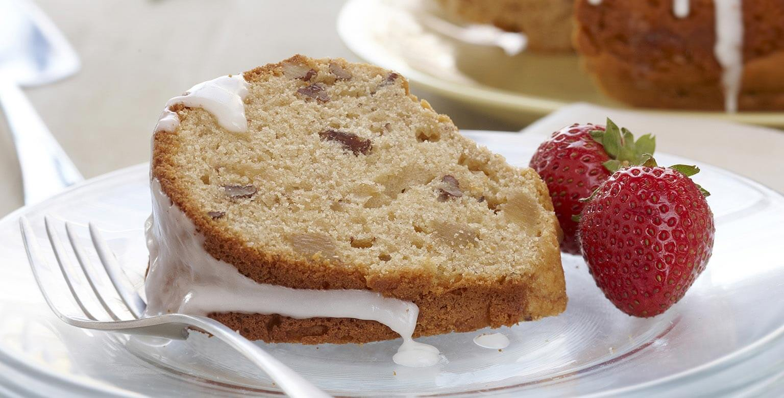 Robinhood   Toasted Pecan and Ginger Cake