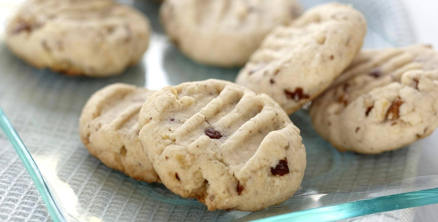 Biscuits croquants aux croustilles