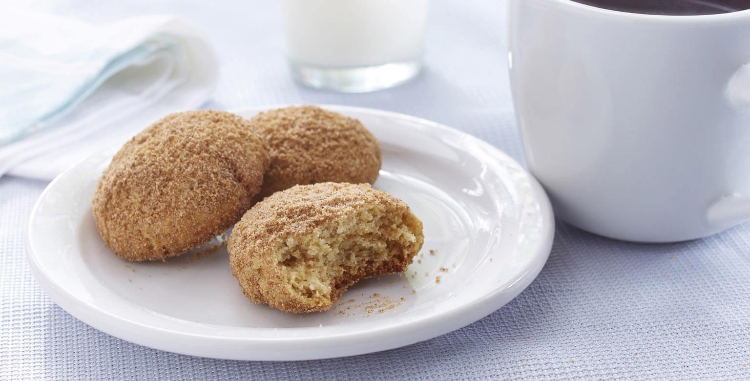 Voir la recette - Biscuits tourbillon de cannelle