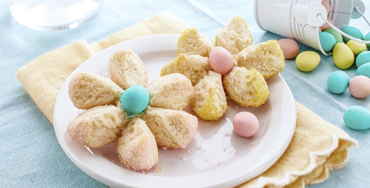 Voir la recette - Bourgeons de Pâques