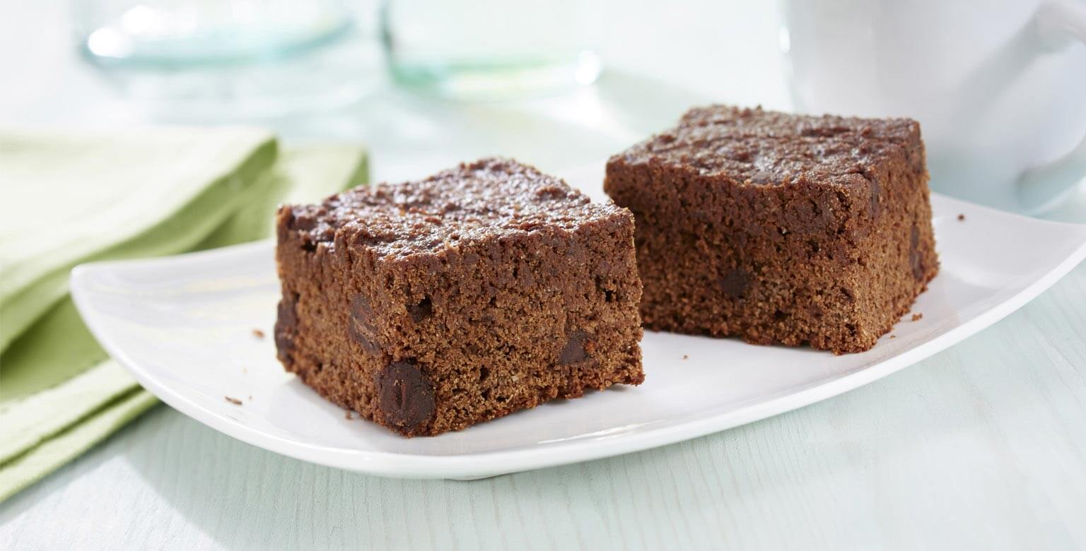 Voir la recette - Brownies chocolatés moelleux