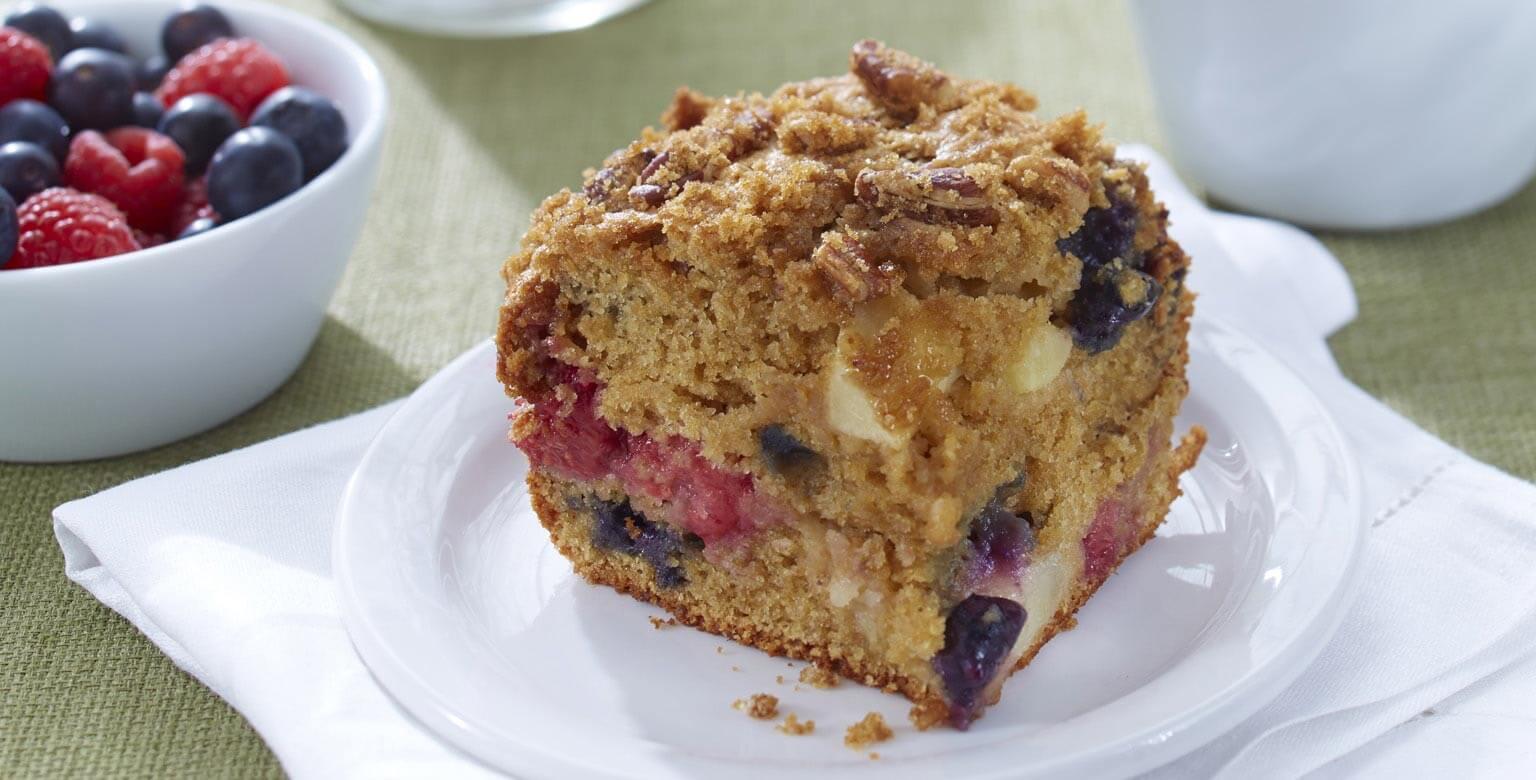Voir la recette - Gâteau danois tout-aller