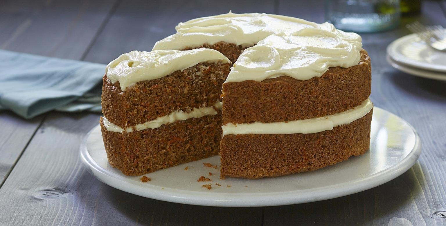 Voir la recette - Je ne peux pas croire que c'est un gâteau aux carottes sans gluten*!