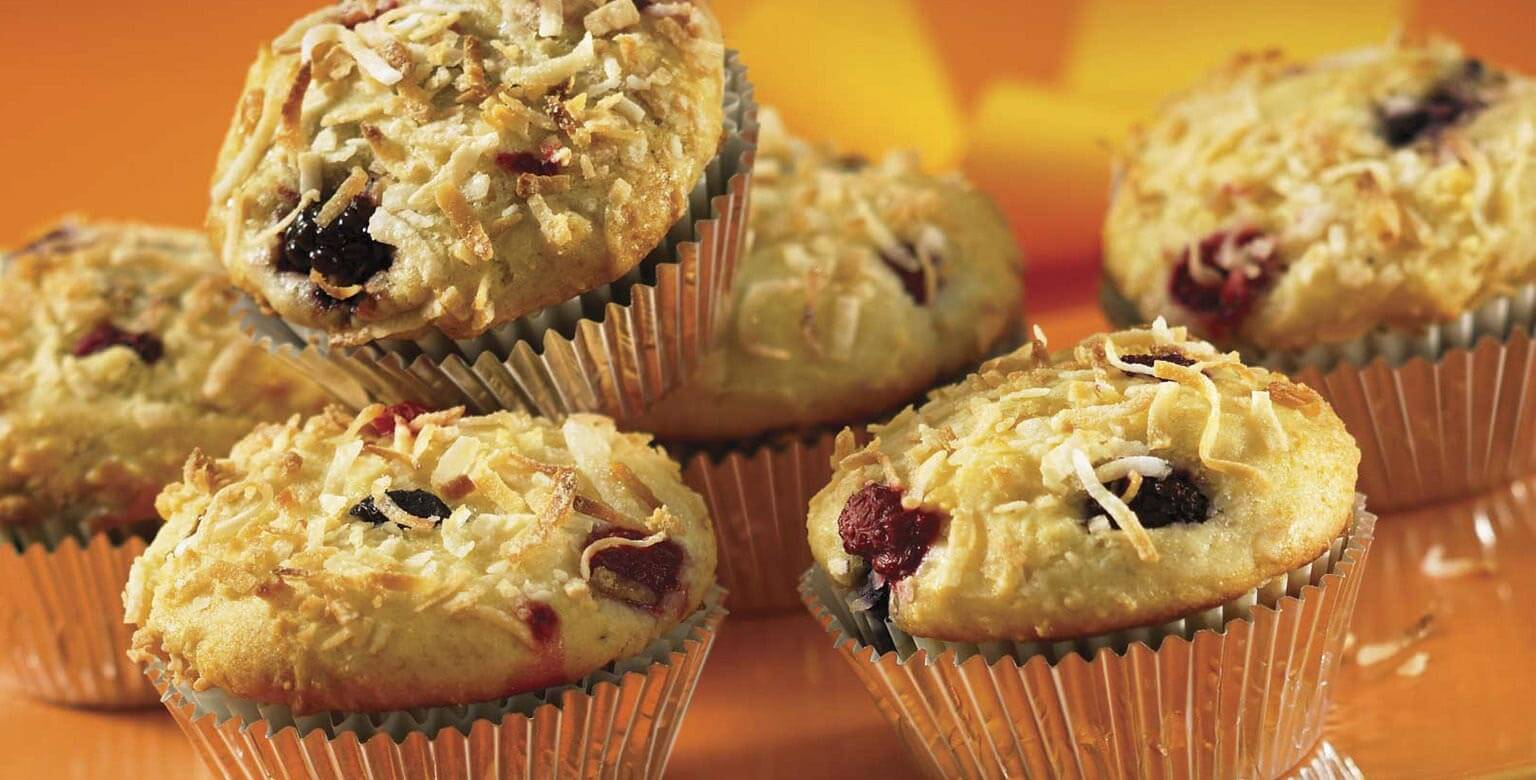 Voir la recette - Muffins à la croque au sucre