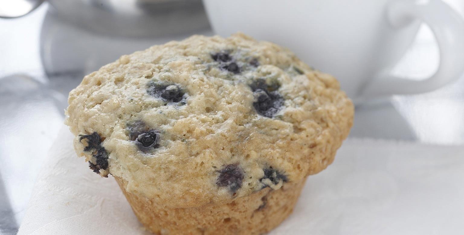 Voir la recette - Muffins aux amélanches