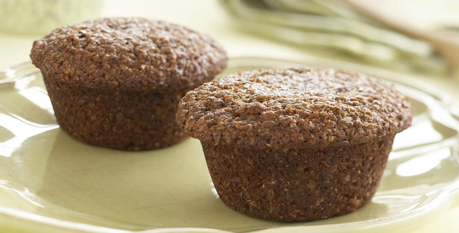 Voir la recette - Muffins pour le déjeuner