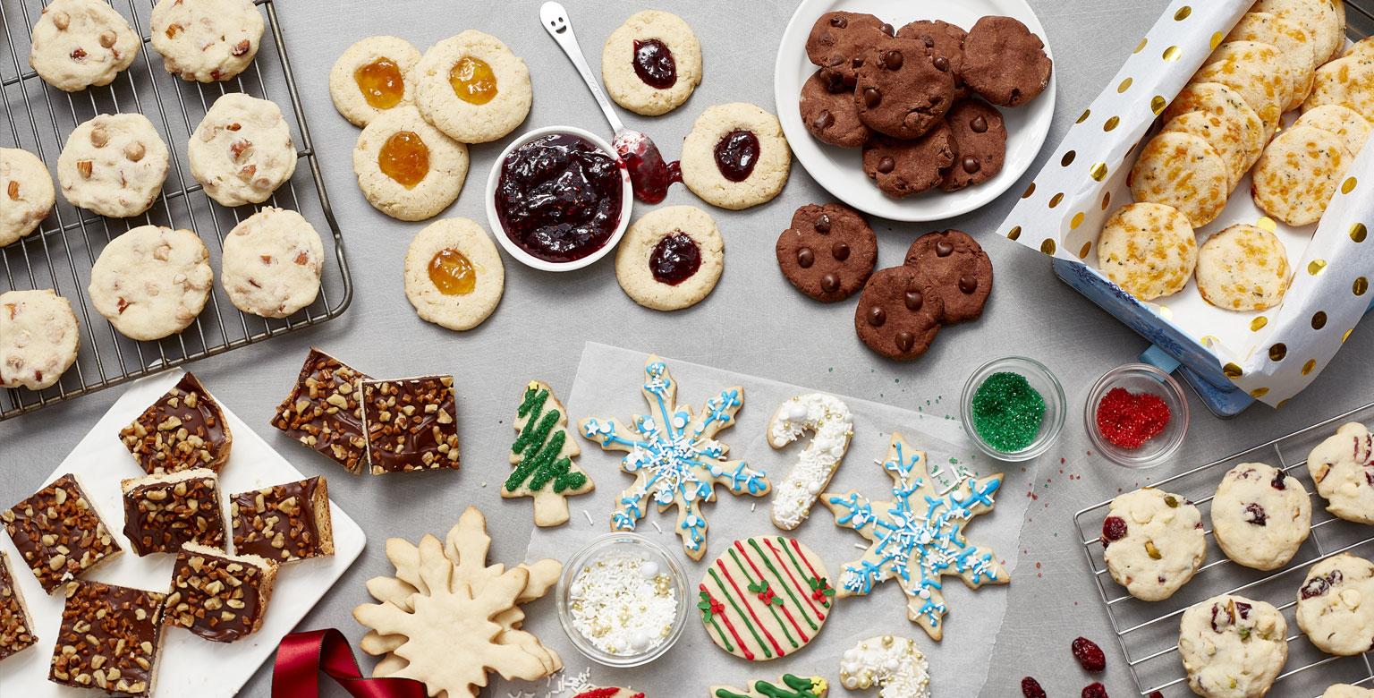 Pâte à biscuits des fêtes