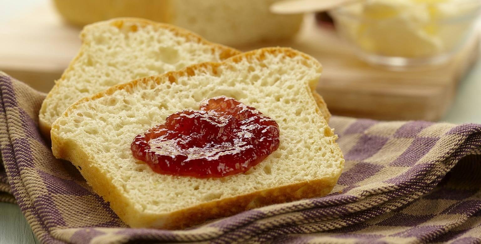 Voir la recette - Pâte sucrée - petit pain