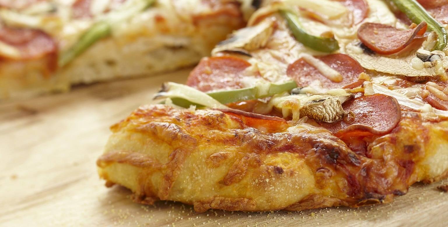 Voir la recette - Pizza