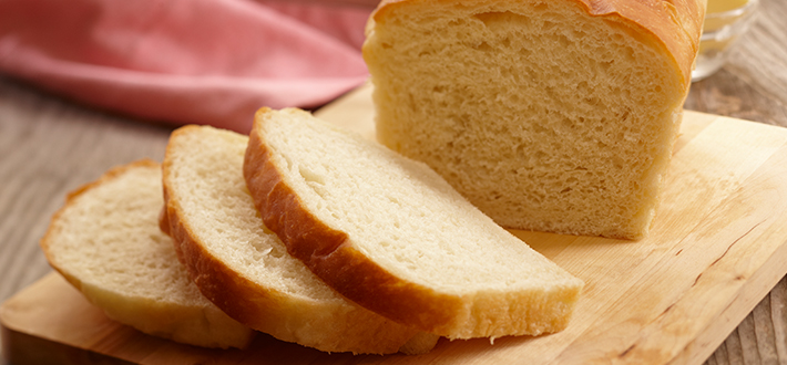 Delicious White Bread