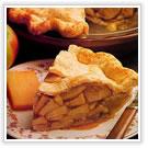 Apple Pie in Cheddar Crust