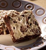 Almond Mocha Cookie Bars