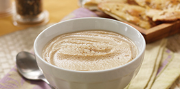 Aloo Gobi Soup