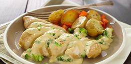 Cheddar Broccoli Sauce