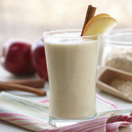 Apple Cinnamon Crisp Smoothie