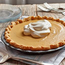 Toffee Cream Pie