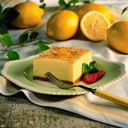 recette de dessert l 233 ger au citron desserts lait carnation