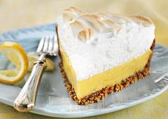 Magic Lemon Meringue Pie Recipe