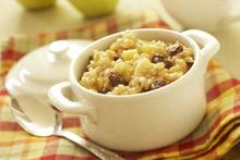 Apple Cinnamon Rice Pudding Recipe