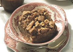 Chocolate Cinnamon Bread Pudding Recipe