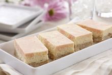Dreamy Orange Bars Recipe