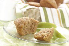 Apple Oatmeal Cinnamon Muffins Recipe