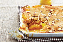 Dulce Peach Cobbler Recipe