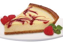 Classic Raspberry Swirl Cheesecake Recipe
