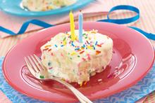 Birthday Cake Ice Cream Recipe