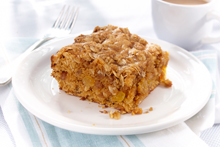 Oatmeal Raisin Coffee Cake Squares Recipe